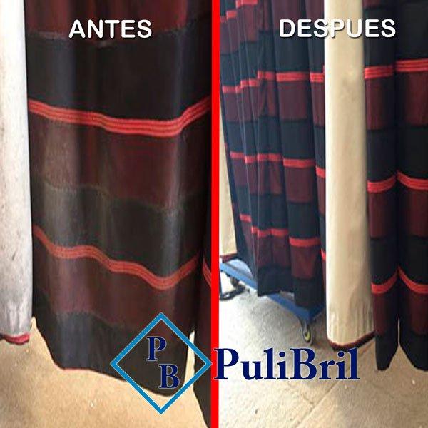 Limpieza Lavado Cortinas Domicilio 2 - Pisos Muebles Alfombras Tapetes y Cortinas